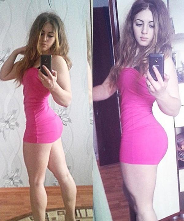 Você vai se impressionar com o corpo desta moça - Yulia Viktorovna Vins