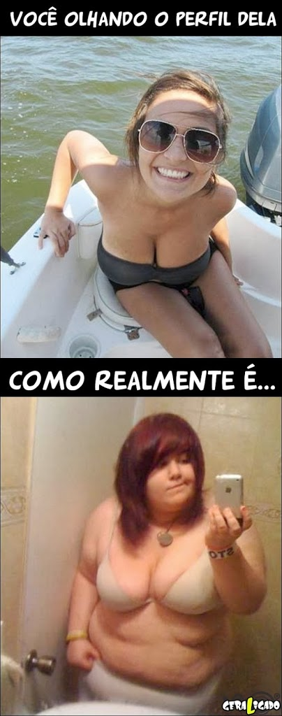 Como funciona as fotos no facebook...