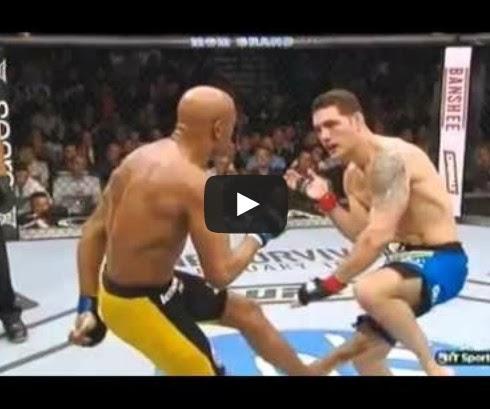 Anderson Silva quebra a perna durante luta contra Chris Weidman