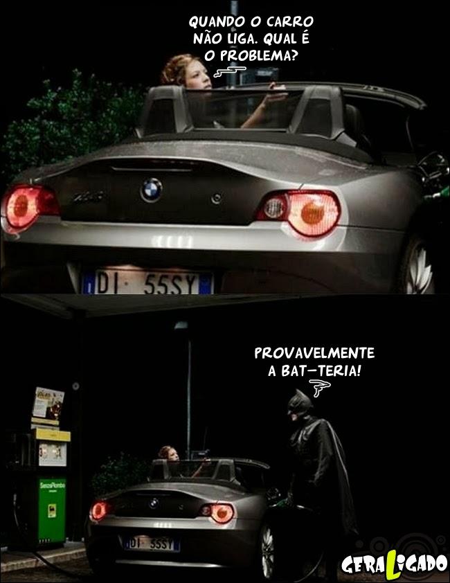 quando o carro não liga!!!