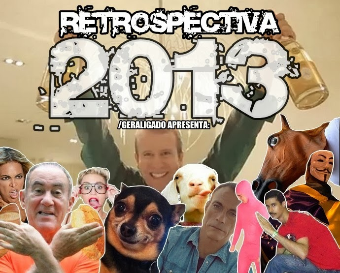 Fatos que marcou o brasil e o mundo em 2013 - retrospectiva 2013 geraligado
