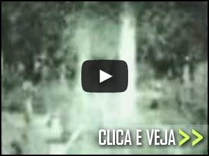 video impressionante de fantasma