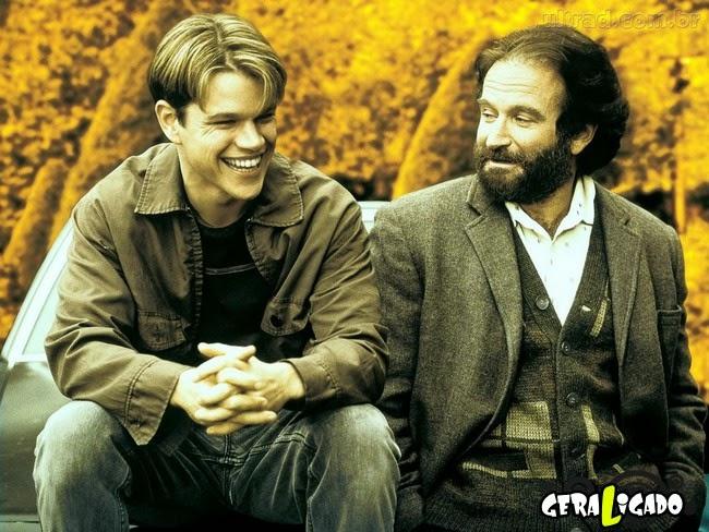 Gênio Indomável - Relembre os dez papeis mais marcantes de Robin Williams