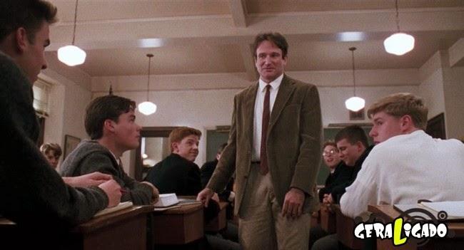 Sociedade dos Poetas Mortos - Relembre os dez papeis mais marcantes de Robin Williams