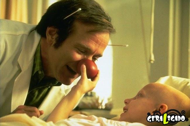 Patch Adams - O Amor é Contagioso - Relembre os dez papeis mais marcantes de Robin Williams