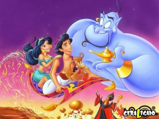 Aladdin -  Relembre os dez papeis mais marcantes de Robin Williams