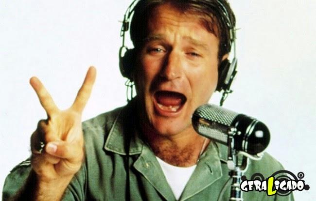 Bom Dia, Vietnã - Relembre os dez papeis mais marcantes de Robin Williams