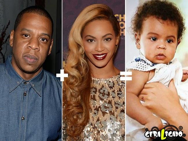 Os nomes esquisitos dos bebês das celebridades