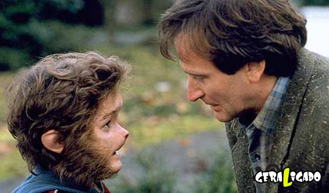 Jumanji - Relembre os dez papeis mais marcantes de Robin Williams