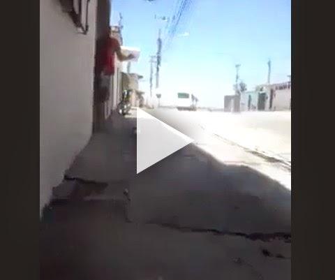 Como pegar o ônibus, literalmente!