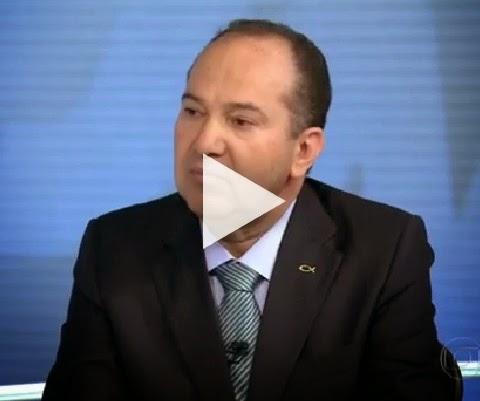 Pastor Everaldo Solta Peido ao vivo no Jornal Nacional