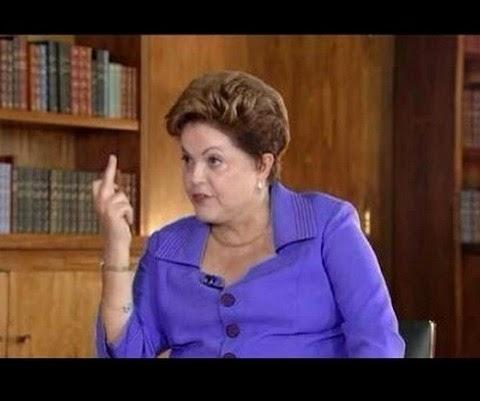 Veja a polemica entrevista de Dilma Rousseff no Jornal Nacional