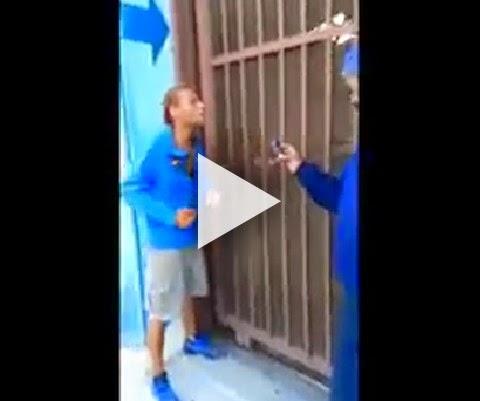 Incrivel talento de um morador de rua
