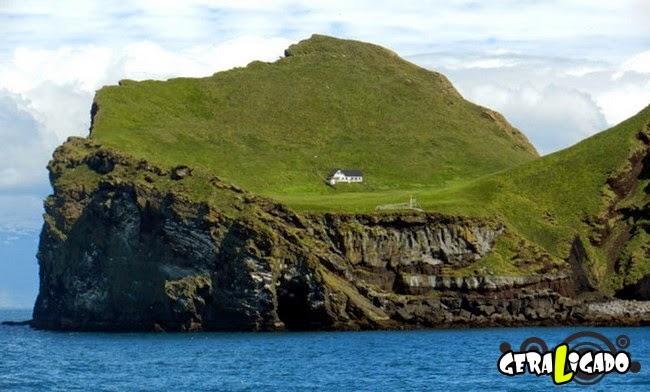 As casas mais isoladas do mundo