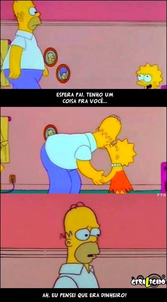 O épico Homer Simpson