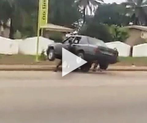 Cuidado nova forma no roubo de veículos