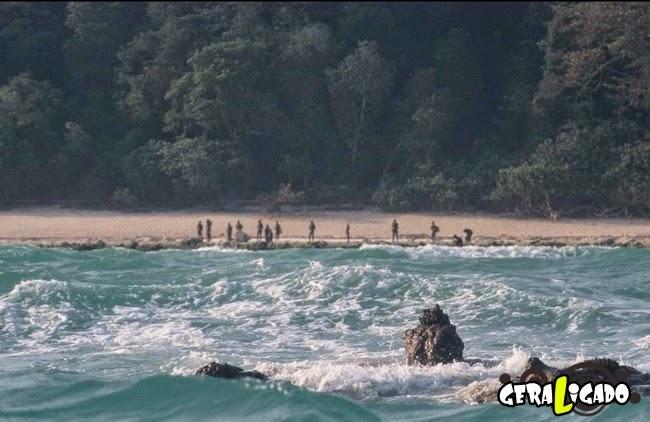 As praias mais perigosas do mundo