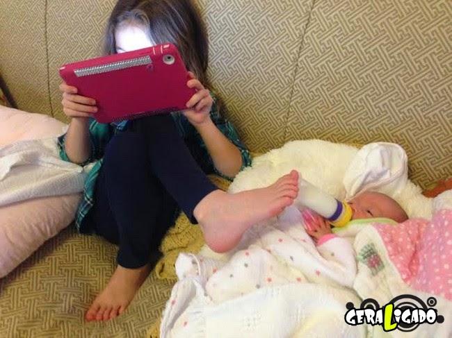 Crianças que podem nos ensinar muito