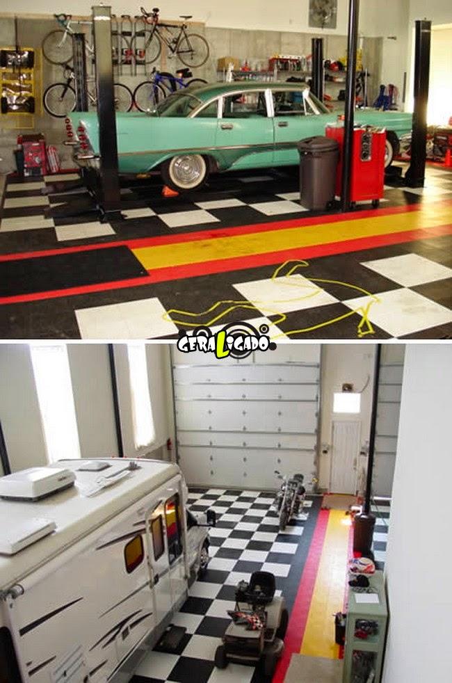 Os quartos mais insanos do mundo