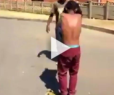 Incrível o que esses africanos conseguem fazer!