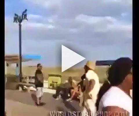Nunca mexa com um pipoqueiro!