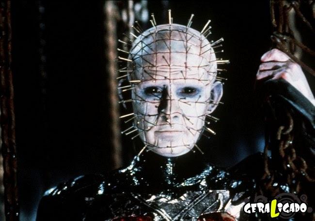 Os 10 personagens de filmes de terror mais medonhos