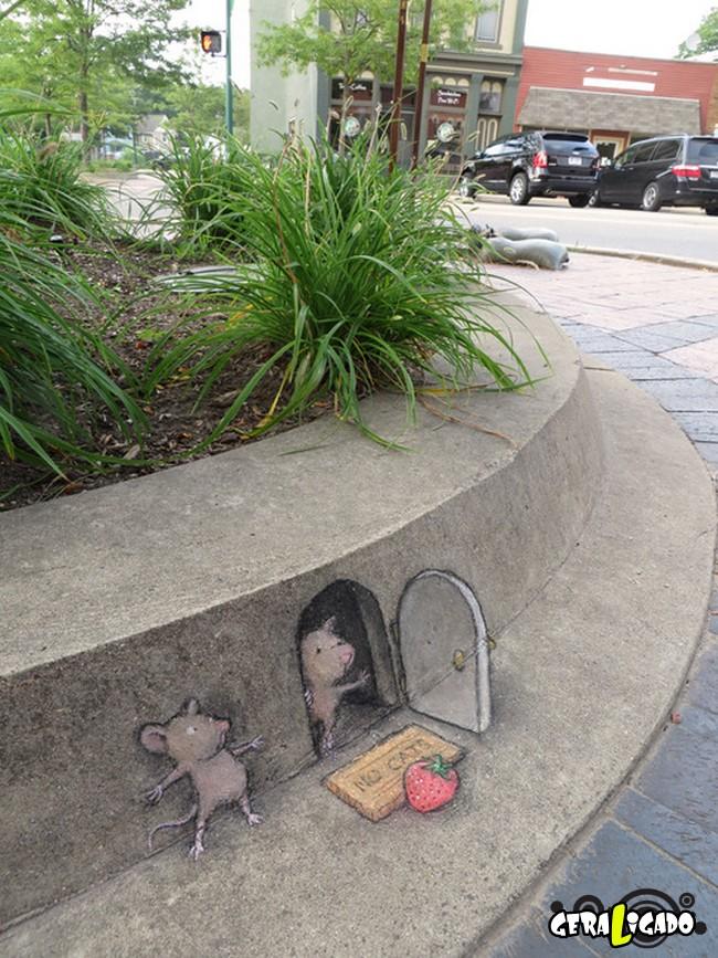 As mais criativas  artes de rua5