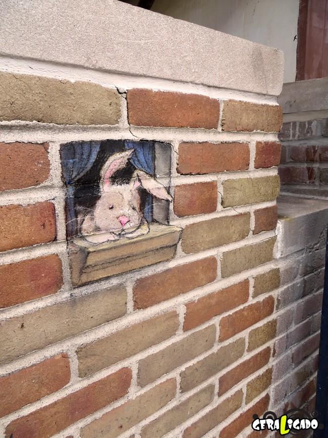 As mais criativas   artes de rua8