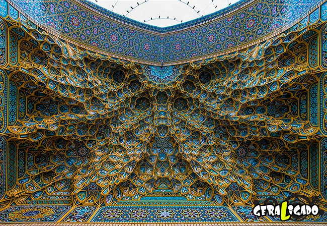As mais incrível arquiteturas de Igrejas Islâmicas