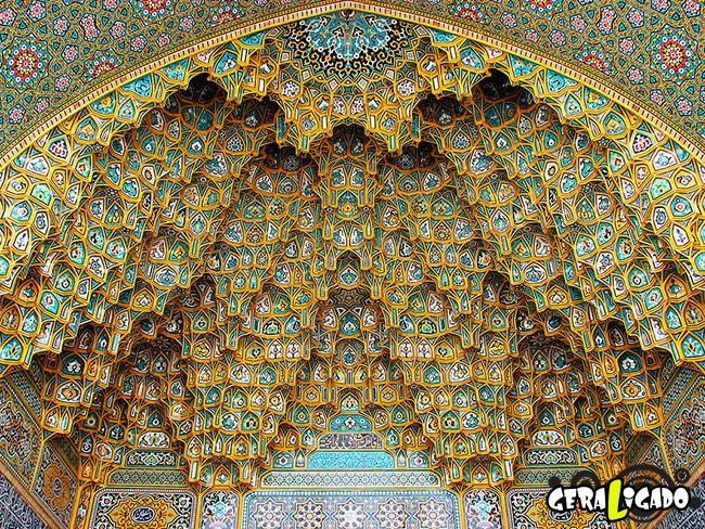 As mais incrível arquiteturas de Igrejas Islâmicas10