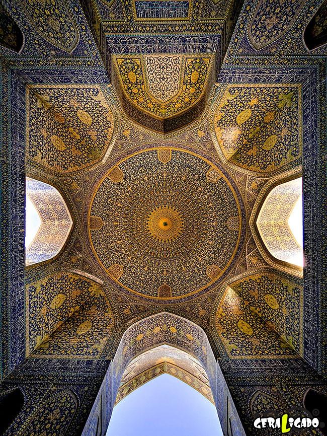 As mais incrível arquiteturas de Igrejas Islâmicas12