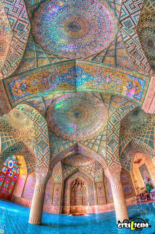 As mais incrível arquiteturas de Igrejas Islâmicas13