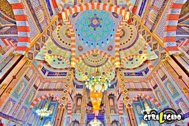 As mais incrível arquiteturas de Igrejas Islâmicas14