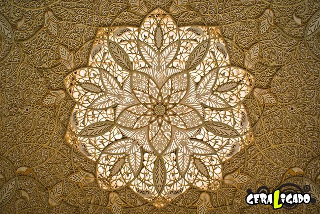 As mais incrível arquiteturas de Igrejas Islâmicas18