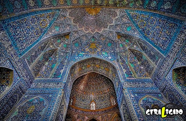 As mais incrível arquiteturas de Igrejas Islâmicas2