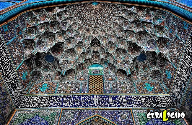 As mais incrível arquiteturas de Igrejas Islâmicas3