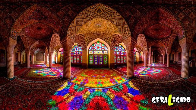 As mais incrível arquiteturas de Igrejas Islâmicas6