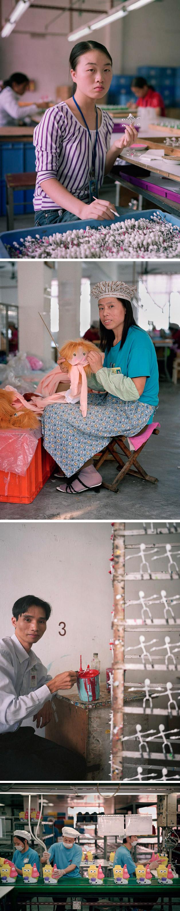 Fotógrafo registra quem está por trás dos incriveis produtos Made in China3