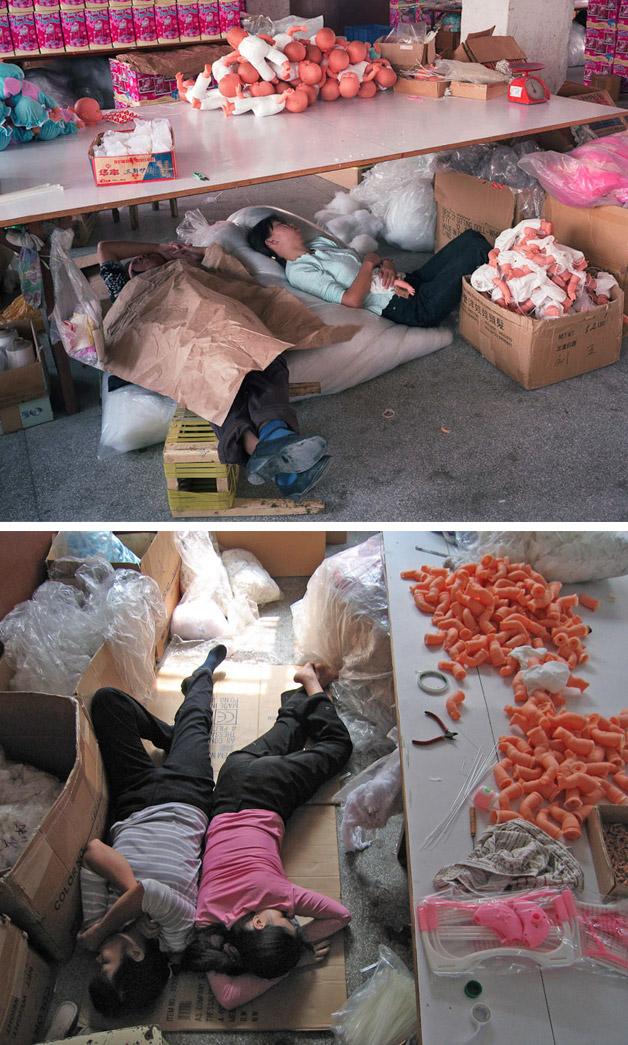 Fotógrafo registra quem está por trás dos incriveis produtos Made in China4