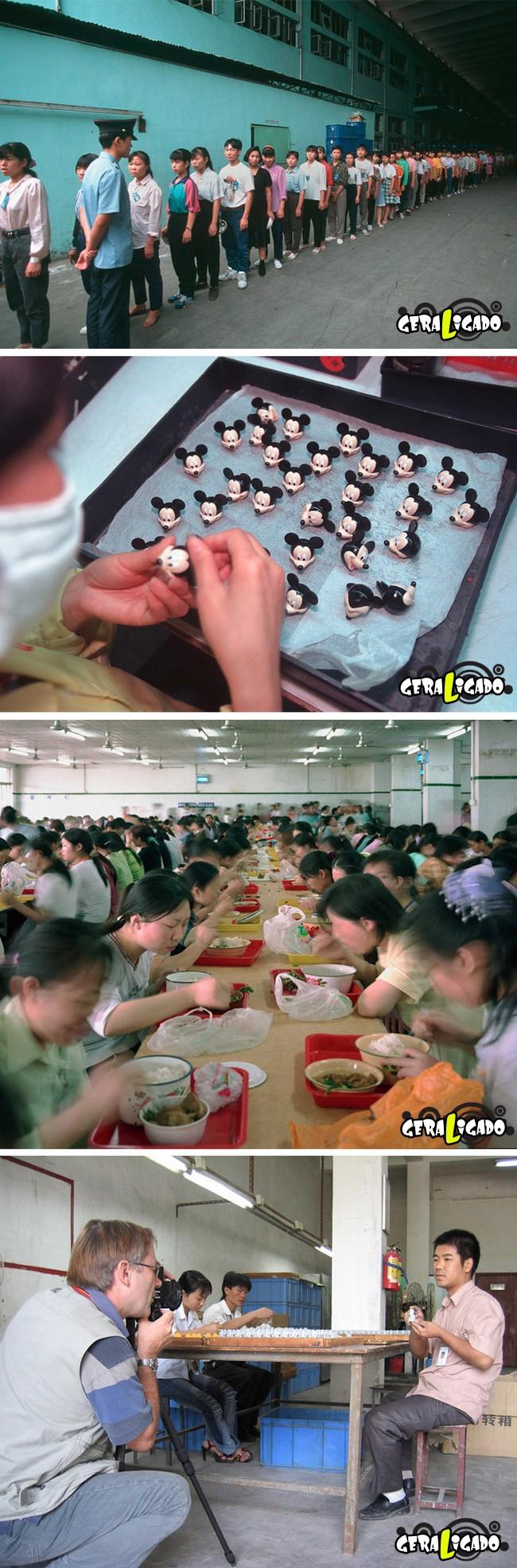 Fotógrafo registra quem está por trás dos incriveis produtos Made in China6