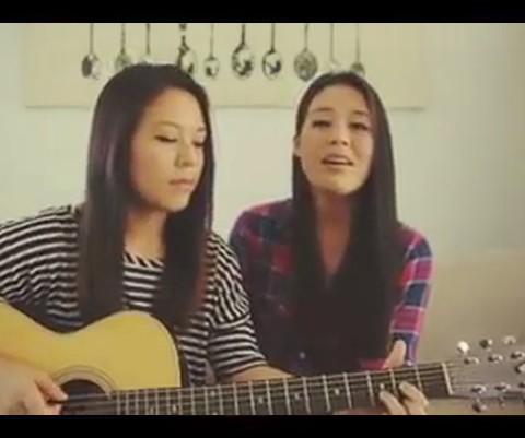 Irmãs lindas e bem talentosas