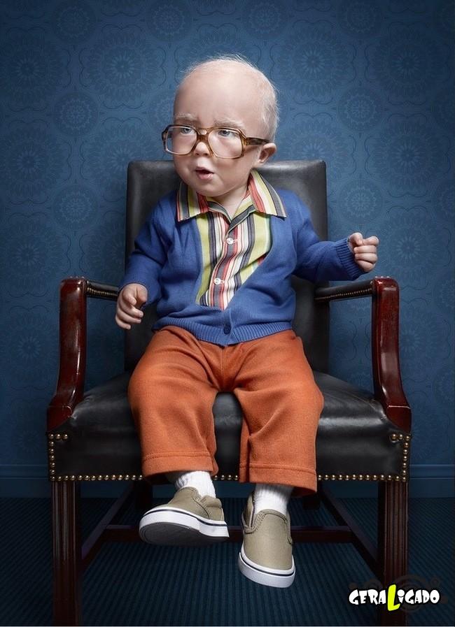 Se a síndrome de Benjamin Button fosse algo muito comum4
