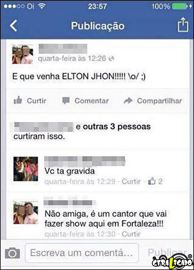 2 Que venha Elton Jhon