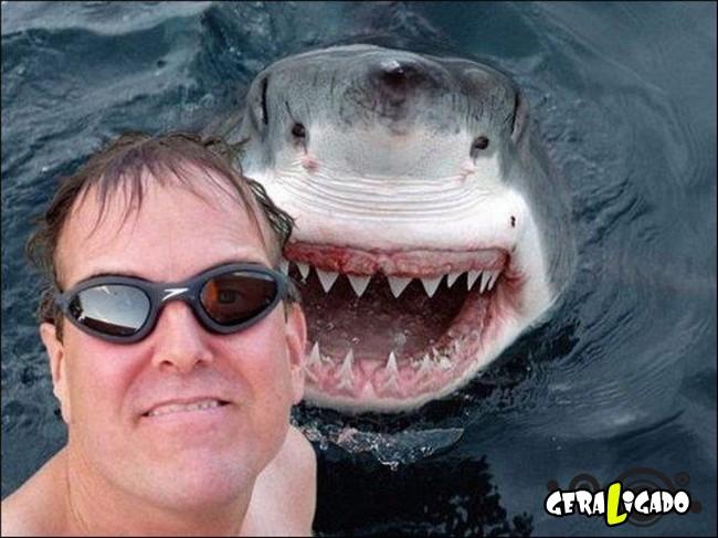 As  piores selfies de 2014.1