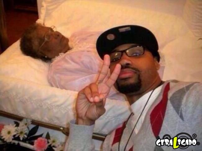 As  piores selfies de 2014.11