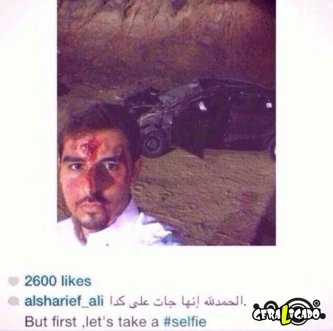 As  piores selfies de 2014.16