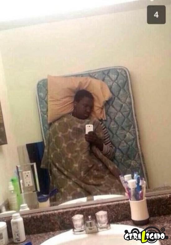 As  piores selfies de 2014.25