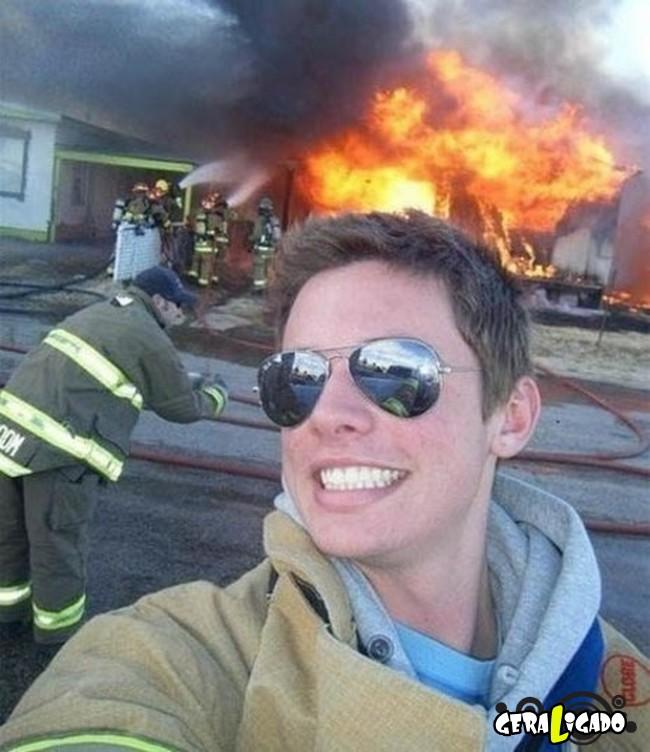 As  piores selfies de 2014.28