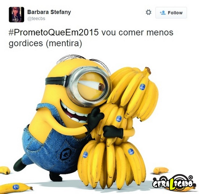 As promessas  da internet mais engraçadas para 2015