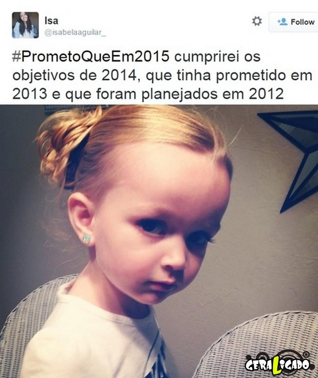 As promessas  da internet mais engraçadas para 2015!2